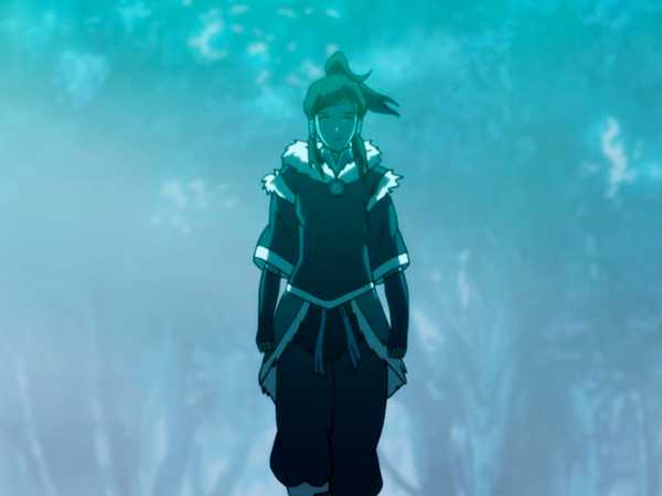 "Legend of Korra: ""The Southern Lights"""