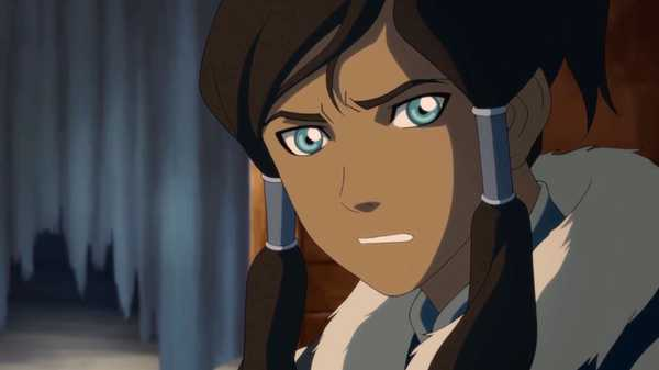 "Legend of Korra: ""Civil Wars: Pt. 1"""