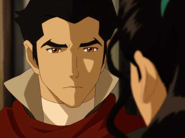 "Legend of Korra: ""The Sting"""
