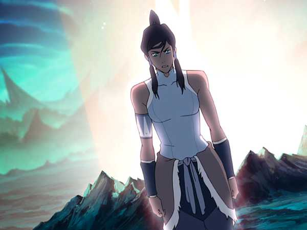 "Legend of Korra: ""A New Spiritual Age"""