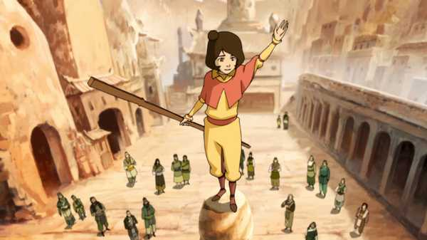 "Legend of Korra: Rebirth: ""Jinora's In Control"""