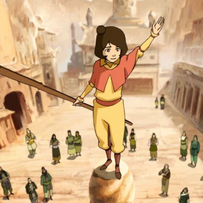 "Legend of Korra: Rebirth: ""Jinora's In Control"""