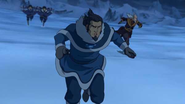 """Legend of Korra: In Harm's Way: """"Zaheer's Escape"""""""
