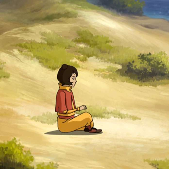 """Legend of Korra: In Harm's Way: """"Special Connection"""""""