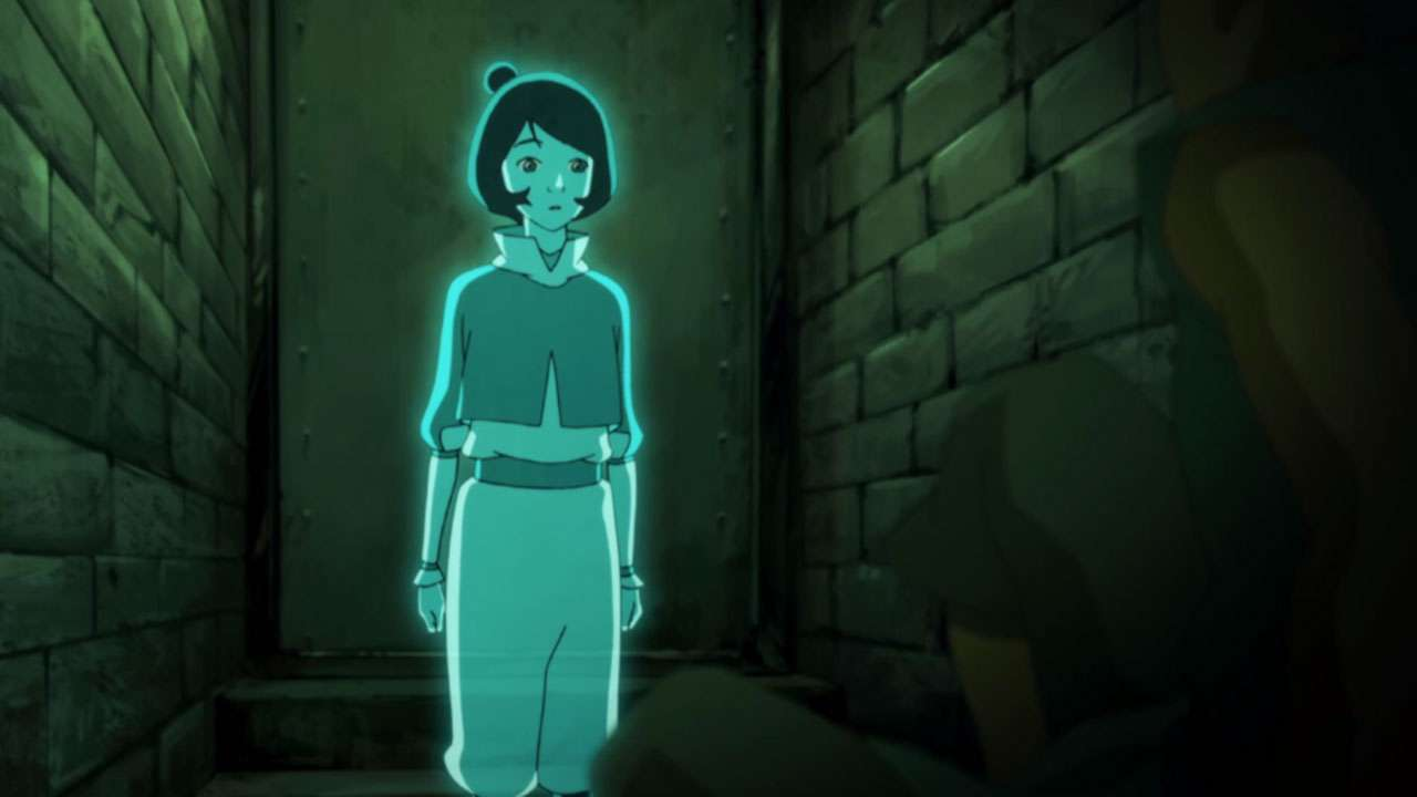 "Legend of Korra: In Harm's Way: ""The Earth Queen's Temple"""