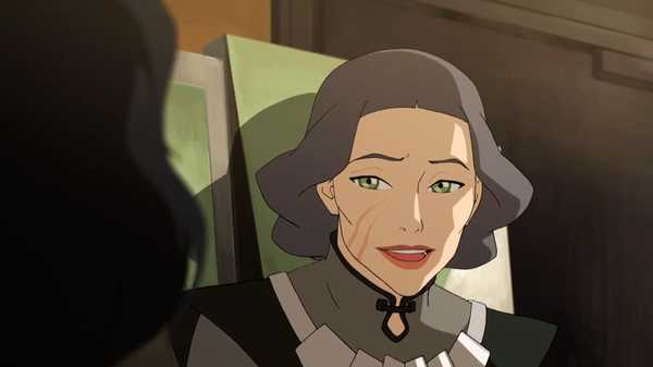 "Legend of Korra: ""Old Wounds"""