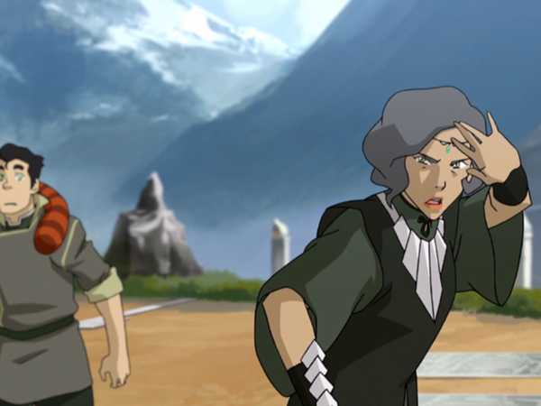 "Legend of Korra: Old Wounds: ""Sibling Rivalry"""