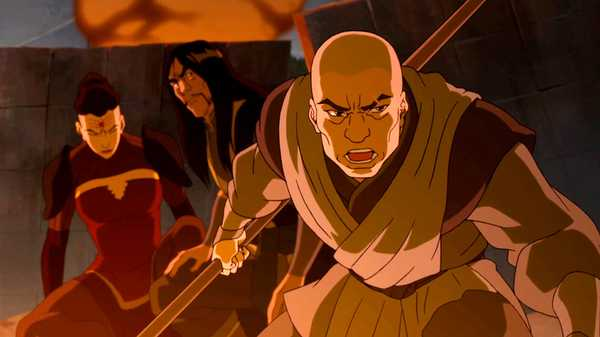 "Legend of Korra: ""The Terror Within"""