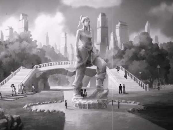 "Legend of Korra: After All These Years: ""Visit Republic City"""