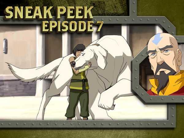 "Legend of Korra: Reunion: ""Return of the Avatar"""