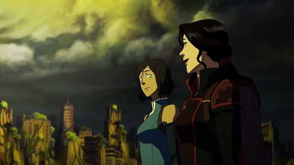"The Legend of Korra: ""The Last Stand"""