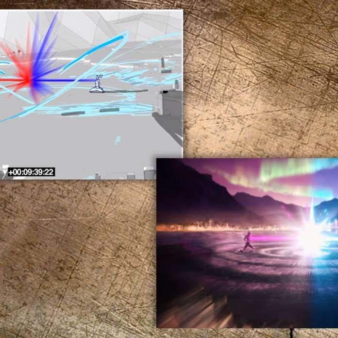 """Legend of Korra: """"Scene Bending: Light in the Dark"""""""