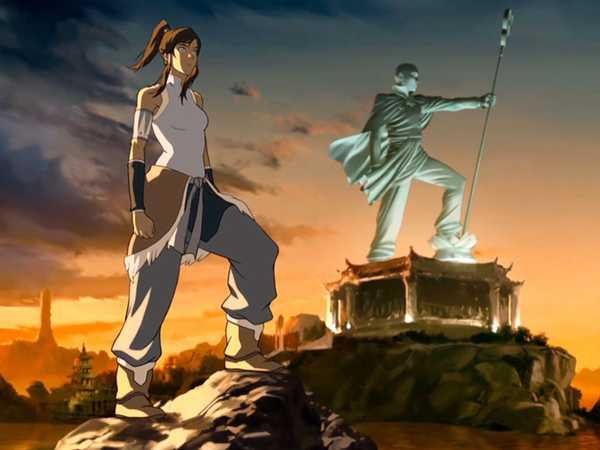 """Legend of Korra: """"Republic City Rocks"""""""