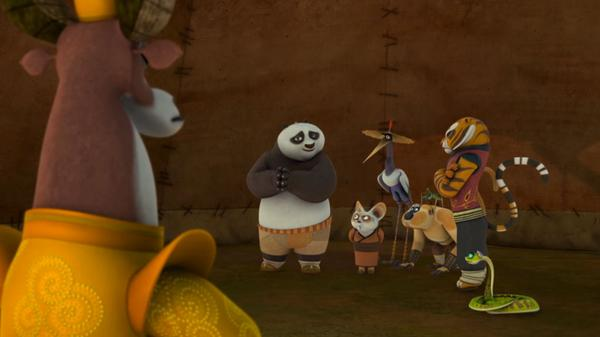 Kung Fu Panda Legends of Awesomeness S02E01 » veverel.net