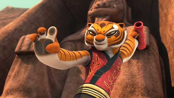 "Kung Fu Panda: ""Five is Enough"""