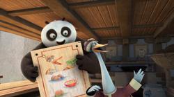 "Kung Fu Panda: ""War of the Noodles"""