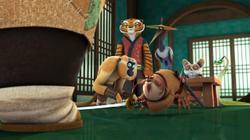"Kung Fu Panda: ""The Way of the Prawn"""