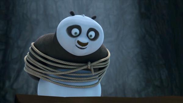 "Kung Fu Panda: ""Po Picks a Pocket"""