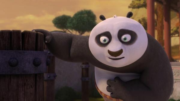 "Kung Fu Panda: Croc You Like a Hurricane: ""Training Troubles"""