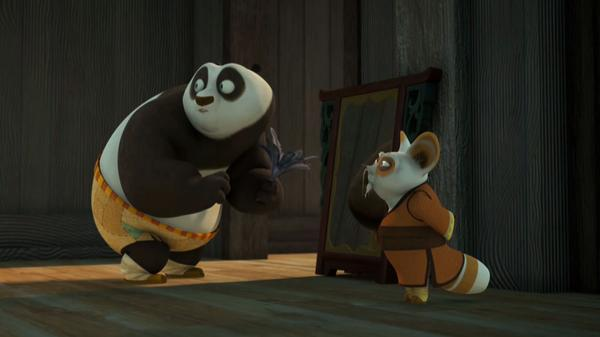 "Kung Fu Panda: ""Bad Po: Mirror Of Yin And Yang"""