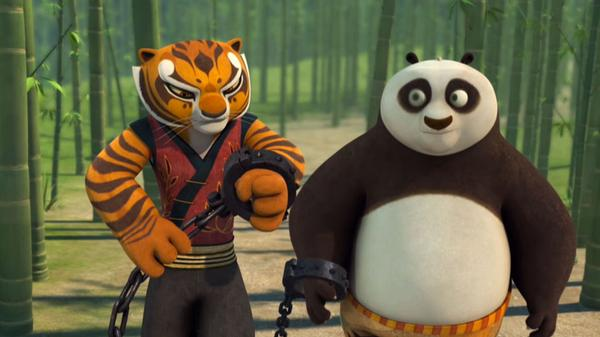 "Kung Fu Panda:""Chain Reaction: Code Word Pudding"""