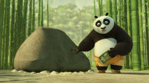 "Kung Fu Panda: ""Scorpion's Sting: Po vs. Master Monkey"""