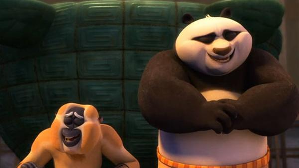 "Kung Fu Panda: ""Scorpion's Sting: Tigress' Cold"""