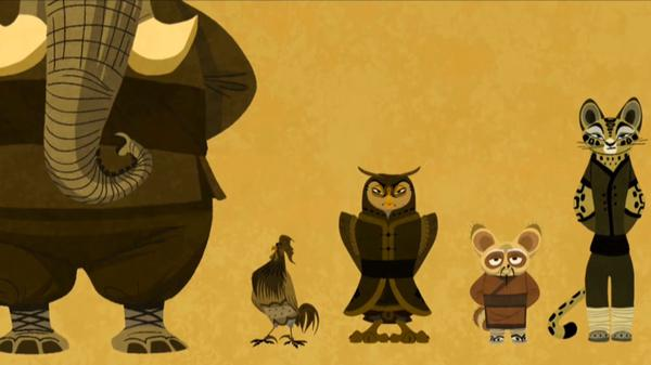 """Kung Fu Panda: """"Owl Be Back: The Tale of Fenghuang"""""""