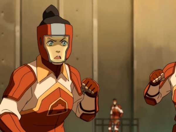 """The Legend of Korra: """"The Spirit of Competition"""""""