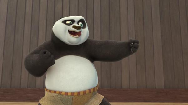 "Kung Fu Panda: Kung Fu Club: ""Secret Fight Club"""