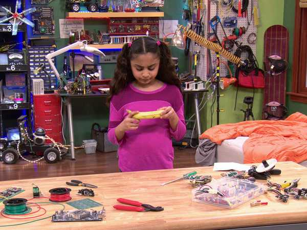 Max & Shred: Howie's Invention