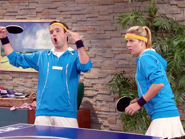 Max & Shred: Ping Pong Tournament