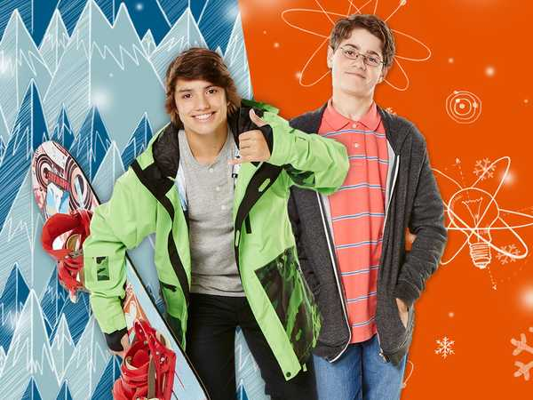 "Max & Shred: ""New Roomies"""