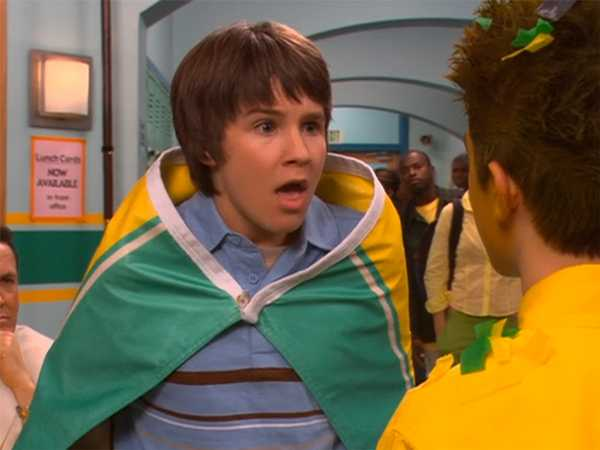 "Ned's Declassified School Survival Guide: ""Spirit Week/Clothes"""