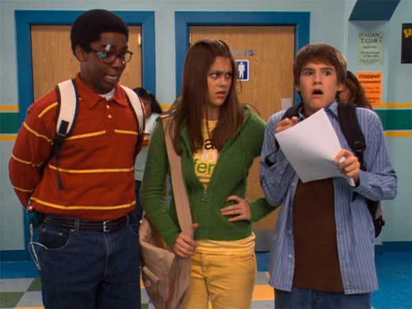 "Ned's Declassified School Survival Guide: ""Popularity/Stress"""