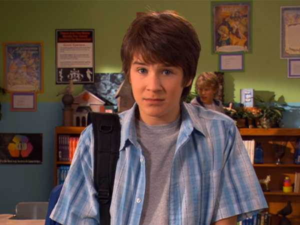 "Ned's Declassified School Survival Guide: ""Getting Organized/Extra Credit"""