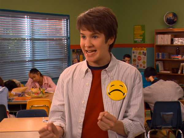 "Ned's Declassified School Survival Guide: ""Making New Friends/Positives & Negative"""