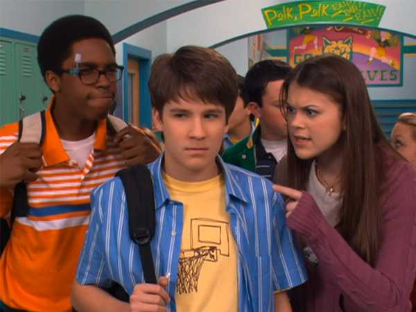 "Ned's Declassified School Survival Guide: ""Spring Fever/School Newspaper"""