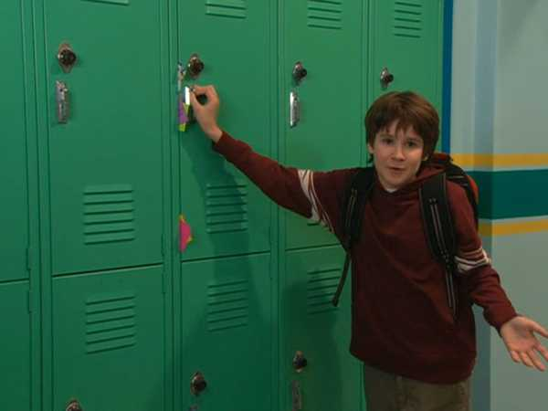 "Ned's Declassified School Survival Guide: ""First Day/Lockers"