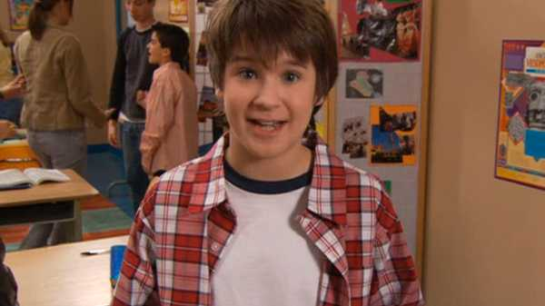 "Ned's Declassified School Survival Guide: ""Bathrooms/Project Partners"""
