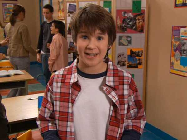 "Ned's Declassified School Survival Guide: ""Bathrooms/Project Partners"