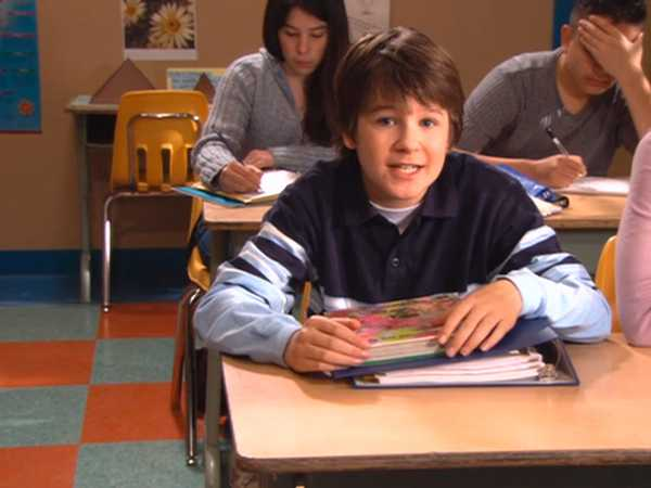 "Ned's Declassified School Survival Guide: ""Teachers/Detention"