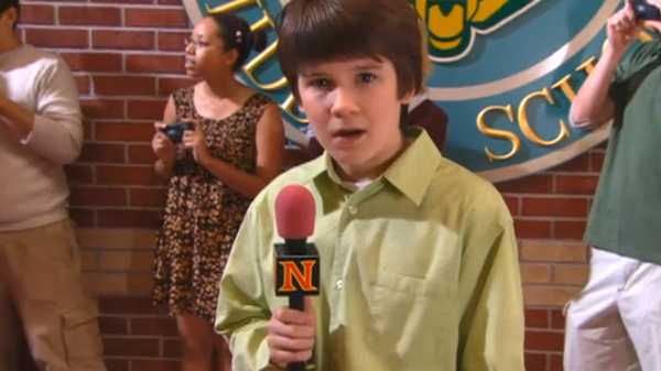 """Ned's Declassified School Survival Guide: """"Crushes/Dances"""""""