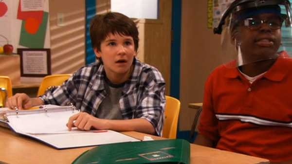 """Ned's Declassified School Survival Guide: """"Sick Days/Spelling Bees"""""""