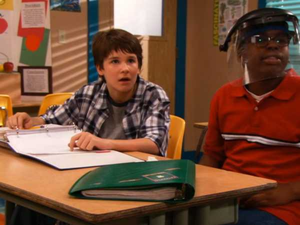 "Ned's Declassified School Survival Guide: ""Sick Days/Spelling Bees"""