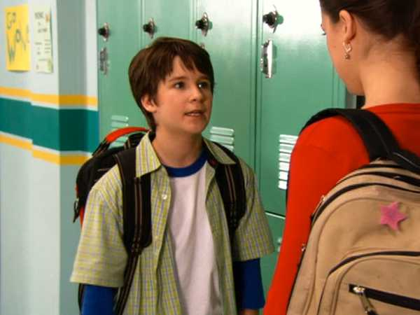 "Ned's Declassified School Survival Guide: ""Computer Labs/Backpacks"