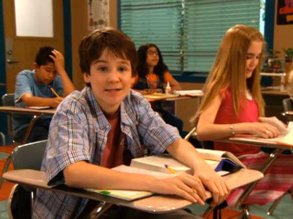 "Ned's Declassified School Survival Guide: ""Notes/Best Friends"