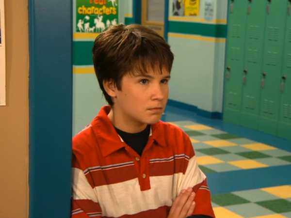 "Ned's Declassified School Survival Guide: ""Daydreaming/Gym"""