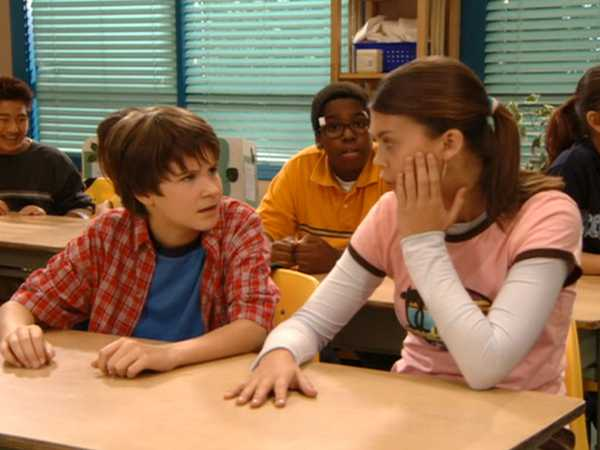 "Ned's Declassified School Survival Guide: ""Emergency Drills/The Late Bus"""