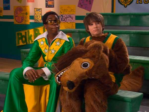 "Ned's Declassified School Survival Guide: ""Pep Rallies/Lunch"""